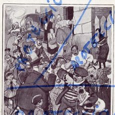 Coleccionismo de Revistas y Periódicos: TITO 1915 ILUSTRACION COMICA HOJA REVISTA. Lote 73612819