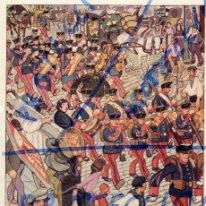 Coleccionismo de Revistas y Periódicos: TITO 1915 ILUSTRACION COMICA HOJA REVISTA. Lote 73612899