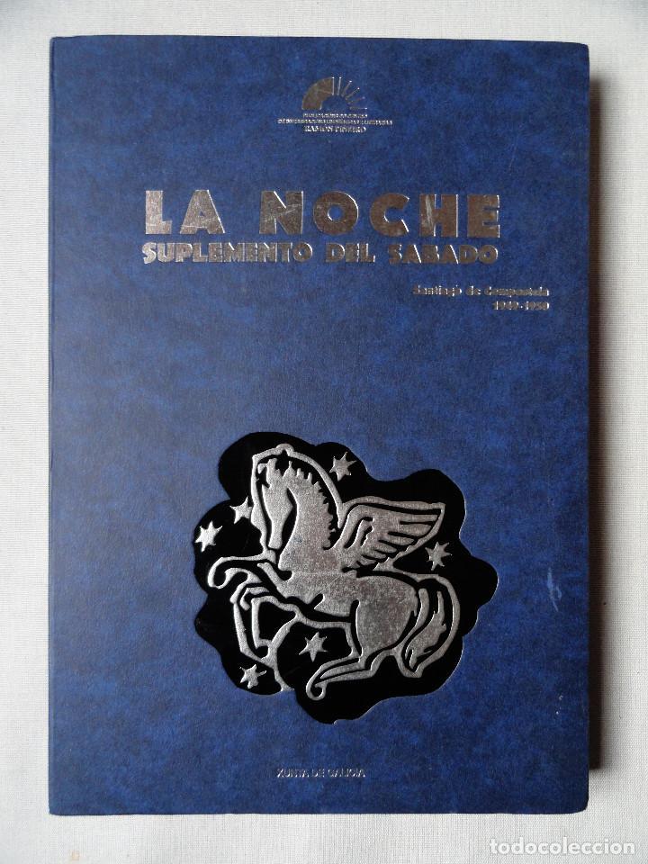 LA NOCHE SUPLEMENTO DEL SABADO, FACSÍMILE EN ESTUCHE (Coleccionismo - Revistas y Periódicos Modernos (a partir de 1.940) - Otros)