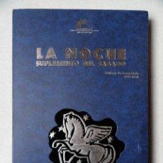 Coleccionismo de Revistas y Periódicos: LA NOCHE SUPLEMENTO DEL SABADO, FACSÍMILE EN ESTUCHE. Lote 73821855