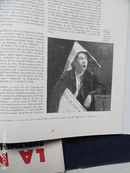 Coleccionismo de Revistas y Periódicos: LA NOCHE Suplemento del sabado, facsímile en estuche - Foto 7 - 73821855