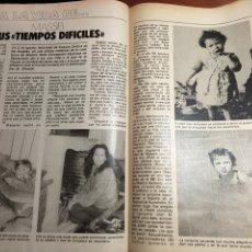 Coleccionismo de Revistas y Periódicos: MASSIEL ROCÍO JURADO SARA MONTIEL CARMEN SEVILLA CHANQUETE MAYRA. Lote 73847057