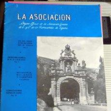 Coleccionismo de Revistas y Periódicos: LA ASOCIACIÓN. ORGANO OFICIAL DE LA ASOCIACIÓN GENERAL DE FERROCARRILES EN ESPAÑA. NUMERO 1500. 1967. Lote 73884531