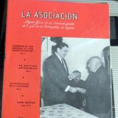 Coleccionismo de Revistas y Periódicos: LA ASOCIACIÓN. ORGANO OFICIAL DE LA ASOCIACIÓN GENERAL DE FERROCARRILES EN ESPAÑA. NUMERO 1505. 1968. Lote 73884703