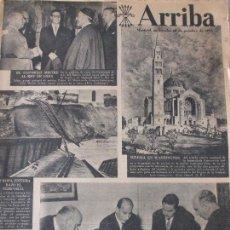 Coleccionismo de Revistas y Periódicos: PERIÓDICO ARRIBA - 1953. Lote 73884987