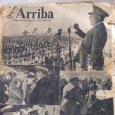 Coleccionismo de Revistas y Periódicos: PERIÓDICO ARRIBA - 1953. Lote 73885171