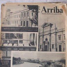 Coleccionismo de Revistas y Periódicos: PERIÓDICO ARRIBA - 1953. Lote 73885727