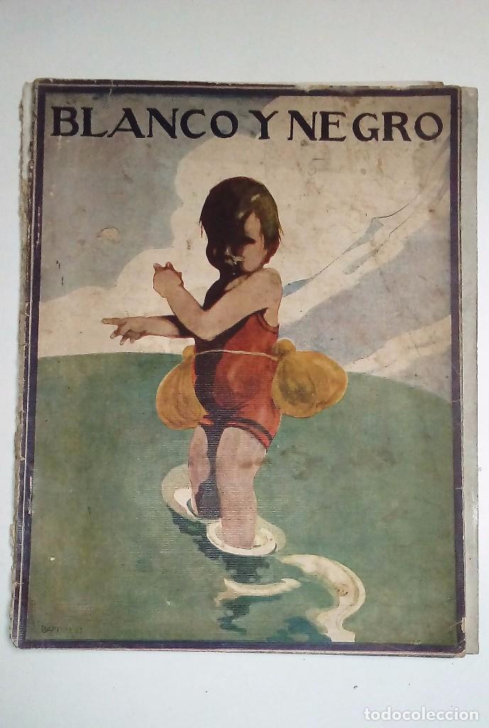 BLANCO Y NEGRO Nº 1738 (1924) (Coleccionismo - Revistas y Periódicos Antiguos (hasta 1.939))