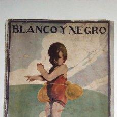 Coleccionismo de Revistas y Periódicos: BLANCO Y NEGRO Nº 1738 (1924) . Lote 74073371
