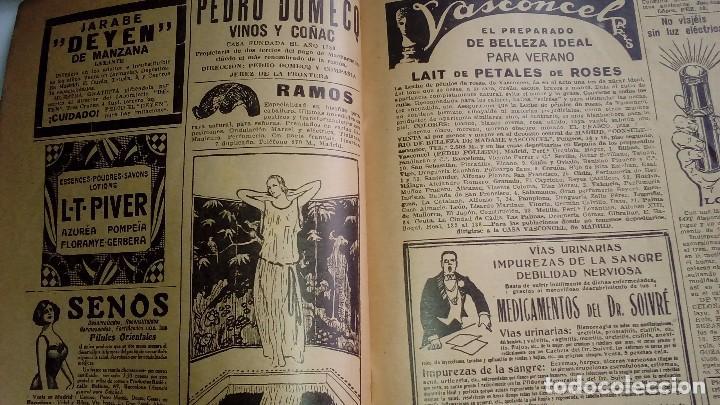 Coleccionismo de Revistas y Periódicos: BLANCO Y NEGRO Nº 1738 (1924) - Foto 2 - 74073371