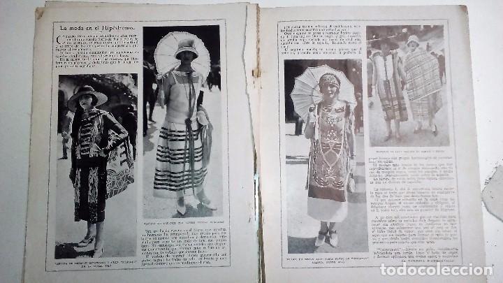 Coleccionismo de Revistas y Periódicos: BLANCO Y NEGRO Nº 1738 (1924) - Foto 3 - 74073371