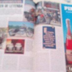 Coleccionismo de Revistas y Periódicos: RECORTE HARLEY DAVIDSON PINORD REYNAL . Lote 74139367
