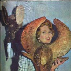 Coleccionismo de Revistas y Periódicos: ANTIGUA REVISTA *SENDA Y ALBA* -NOVIEMBRE DE 1961- SIRIA, PAÍS ONU NÚMERO 100.. Lote 74369083