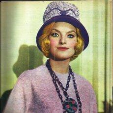 Coleccionismo de Revistas y Periódicos: ANTIGUA REVISTA *SENDA Y ALBA* -MARZO DE 1961- LA REDENCIÓN DEL *HOMBRE MODERNO*.. Lote 74378895