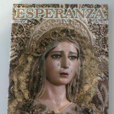 Coleccionismo de Revistas y Periódicos: SEMANA SANTA DE MALAGA BOLETIN Nº 53 2010 ARCHICOFRADIA JESUS NAZARENO DEL PASO Y VIRGEN ESPERANZA . Lote 74386635