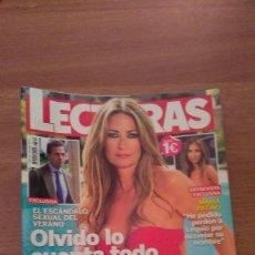 Coleccionismo de Revistas y Periódicos: LOTE DE 22 REVISTAS DE LECTURAS . Lote 74509171