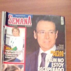 Coleccionismo de Revistas y Periódicos: LOTE DE 29 REVISTAS SEMANA -. Lote 74521207