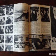 Coleccionismo de Revistas y Periódicos: MUNDO HISPÁNICO AÑO 1954 COMPLETO ENCUADERNADO. Lote 74596443
