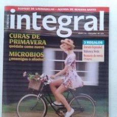 Collezionismo di Riviste e Giornali: REVISTA INTEGRAL ABRIL 1995 LLANOS DE VENEZUELA.SIMBOLISMO, PUENTE.HIPNOSIS.CUENCA CIUDAD ENCANTADA. Lote 74634791
