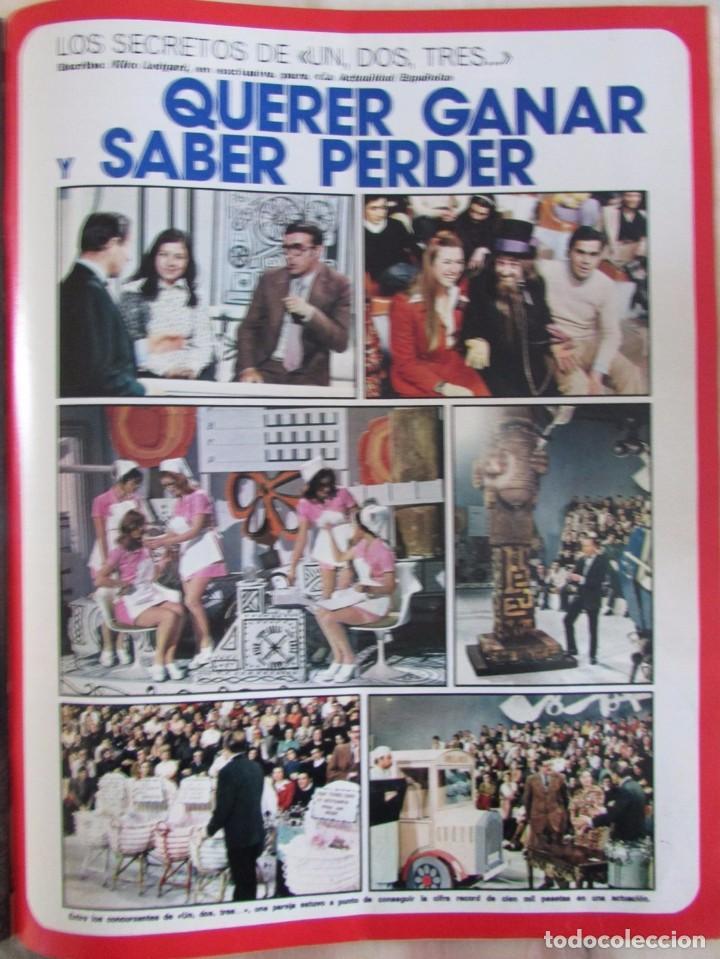 Coleccionismo de Revistas y Periódicos: ACTUALIDAD ESPAÑOLA 1106 1973. LOS SERENOS, QUADRA-SALCEDO, UN, DOS, TRES..., PEARL S. BUCK, - Foto 2 - 74677627