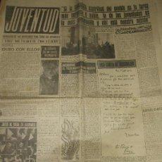 Coleccionismo de Revistas y Periódicos: SEMANARIO JUVENTUD 1950. Lote 74843979