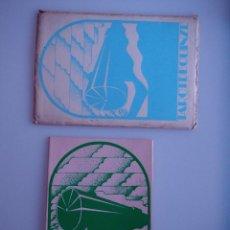 Coleccionismo de Revistas y Periódicos: TAROT DE QUINZE REVISTA LITERARIA UNIVERSITAT AUTONOMA BARCELONA Nº 1 BRU DE SALA, PALOL…. Lote 74865647