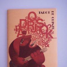 Coleccionismo de Revistas y Periódicos: TAROT DE QUINZE REVISTA LITERARIA - Nº MARÇ - ABRIL 1973 UNIVERSITAT AUTONOMA DE BARCELONA. Lote 74865775