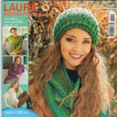 Coleccionismo de Revistas y Periódicos: LAURA. MODA DE PUNTO ESPECIAL Nº 14. Lote 74917663