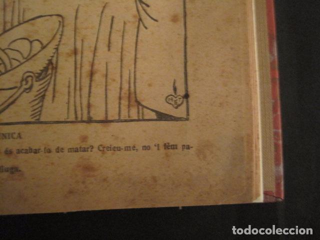 Coleccionismo de Revistas y Periódicos: REVISTA CLA I CATALA - ANY 1925 -COMPLERTA - 4 NUMEROS -CORNET .....-(V-8732) - Foto 5 - 74987823