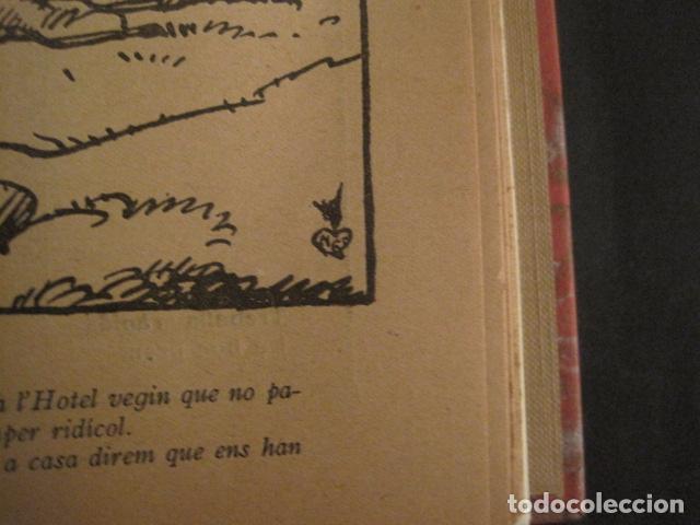 Coleccionismo de Revistas y Periódicos: REVISTA CLA I CATALA - ANY 1925 -COMPLERTA - 4 NUMEROS -CORNET .....-(V-8732) - Foto 8 - 74987823