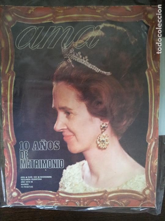 REVISTA AMA-NUM.263 ,NOVIEMBRE 1970 (Coleccionismo - Revistas y Periódicos Modernos (a partir de 1.940) - Otros)