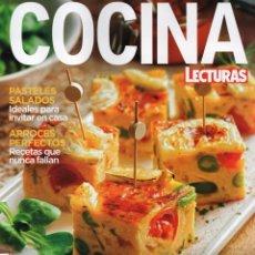 Coleccionismo de Revistas y Periódicos: LECTURAS COCINA N. 108 - EN PORTADA: DELICIOSOS PLATOS EXPRES (NUEVA). Lote 75093451
