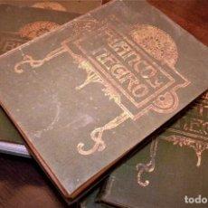 Coleccionismo de Revistas y Periódicos: REVISTAS BLANCO Y NEGRO ENCUADERNADAS. Lote 127064698