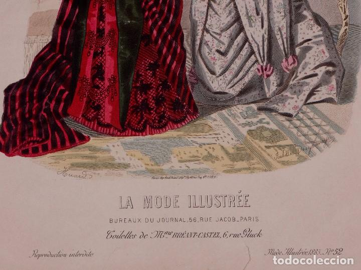 La mode illustree bureaux du journal rue jacob paris pair of la