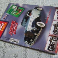 Coleccionismo de Revistas y Periódicos: REVISTA AUTO FOTO. Nº 64. DICIEMBRE 2001.. Lote 75738599