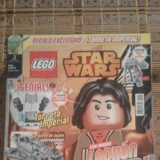 Coleccionismo de Revistas y Periódicos: REVISTA LEGO STAR WARS Nº 3 - SÓLO REVISTA, NO INCLUYE REGALO.. Lote 75751247