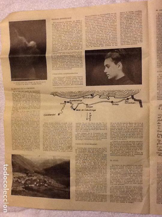 Coleccionismo de Revistas y Periódicos: FOLLETO DIARIO EL MISTERIO DE GARABANDAL - 1966. - Foto 3 - 183845635