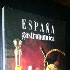 Coleccionismo de Revistas y Periódicos: ESPAÑA GASTRONOMICA / CONFEDERACIONES ESPAÑOLA DE CAJAS DE AHORROS. Lote 76093299
