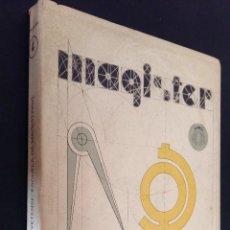 Coleccionismo de Revistas y Periódicos: MAGISTER / 4 / REVISTA DE LA ESCUELA UNIVERSITARIA DE MAGISTERIO DE OVIEDO. Lote 76168695