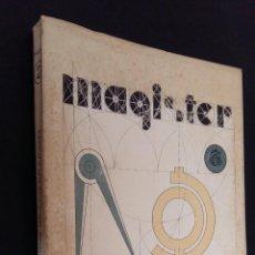 Coleccionismo de Revistas y Periódicos: MAGISTER / 2 / REVISTA DE LA ESCUELA UNIVERSITARIA DE MAGISTERIO DE OVIEDO. Lote 76169263