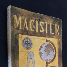Coleccionismo de Revistas y Periódicos: MAGISTER / 1 / REVISTA DE LA ESCUELA UNIVERSITARIA DE MAGISTERIO DE OVIEDO. Lote 76170239
