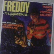 Coleccionismo de Revistas y Periódicos: FREDDY FANTASTIC MAGAZINE. Lote 76249335