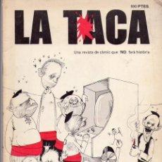 Coleccionismo de Revistas y Periódicos: REVISTA ALDARULL ***LA TACA *** REVISTA DE HUMOR. Lote 76405863