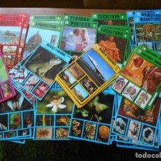 Coleccionismo de Revistas y Periódicos: LIBRIFHER. EL MUNDO EN IMAGENES. LOTAZO DE 90 REVISTAS. HAY DE 17 TIPOS DIFERENTES. EDITORIAL FHER,. Lote 76431987
