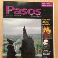 Coleccionismo de Revistas y Periódicos: REVISTA N*1. PASOS DE SEMANA SANTA. AÑO: 1998. Lote 76603635