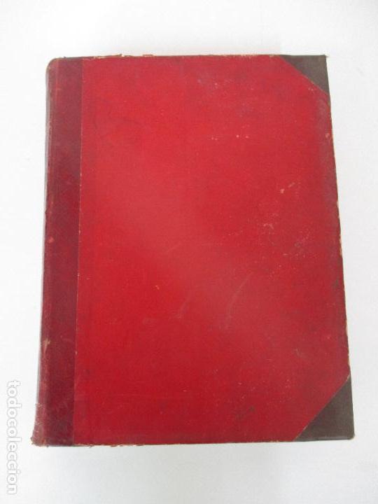Coleccionismo de Revistas y Periódicos: Nuevo Mundo - Periódico Ilustrado - Tomo - Encuadernado - Año 1910 - del nº 861 al 886 - Foto 3 - 76963081