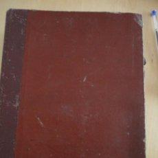 Coleccionismo de Revistas y Periódicos: TOMO ENCUADERNADO CON 30 REVISTAS DE MUNDO GRÁFICO AÑOS 1923-1924. Lote 77113581