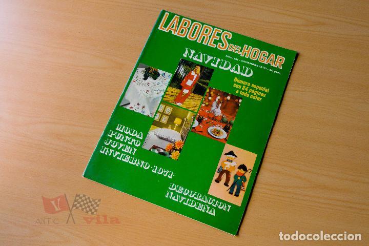 Coleccionismo de Revistas y Periódicos: Labores del Hogar - Nº151- 1970 - Foto 2 - 77267821