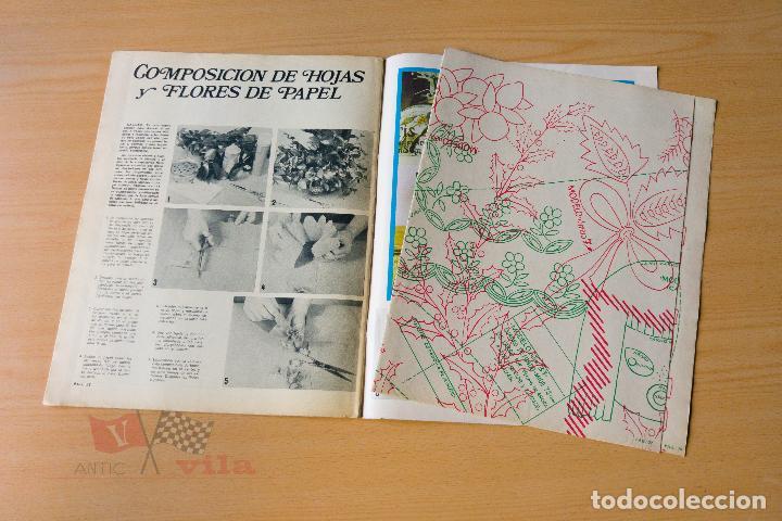Coleccionismo de Revistas y Periódicos: Labores del Hogar - Nº151- 1970 - Foto 3 - 77267821