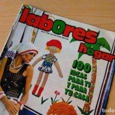 Coleccionismo de Revistas y Periódicos: LABORES DEL HOGAR - Nº218 - 1976. Lote 77267893